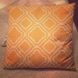 Other - Yellow Throw Pillow